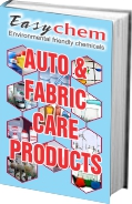 Auto and Fabric Care Products